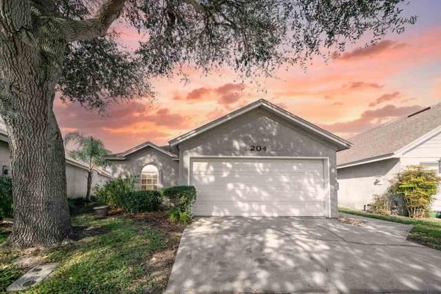 204 Chantal Court, Ponte Vedra Beach, FL 32082 (MLS #200240) :: Better Homes & Gardens Real Estate Thomas Group