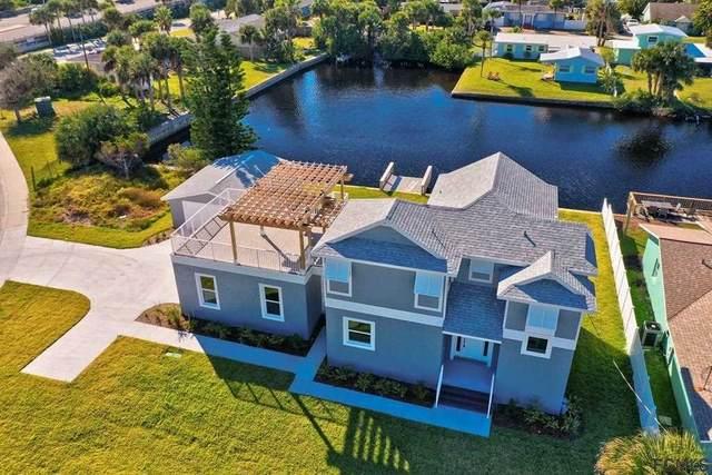 115 N Flagler Ave, Flagler Beach, FL 32136 (MLS #200246) :: Century 21 St Augustine Properties
