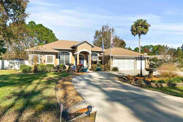 35 Point Pleasant Dr, Palm Coast, FL 32164 (MLS #200260) :: Century 21 St Augustine Properties