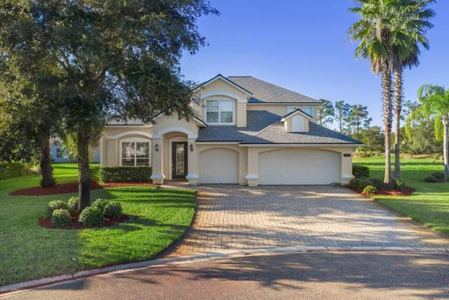 1105 N Campania Ct, St Augustine, FL 32092 (MLS #200261) :: The Newcomer Group