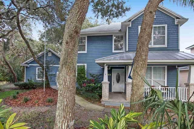 964 Saltwater Cir, St Augustine, FL 32080 (MLS #200277) :: The Newcomer Group