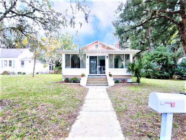 19 May St, St Augustine, FL 32084 (MLS #200279) :: The Newcomer Group