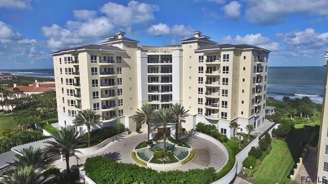 28 Porto Mar #303, Palm Coast, FL 32137 (MLS #200283) :: The Newcomer Group