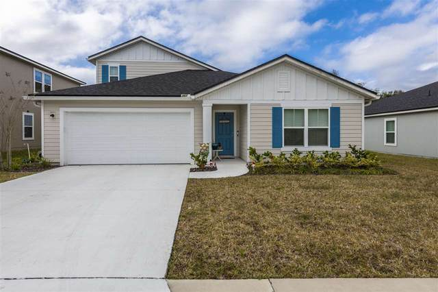 307 Sawmill Landing Dr, St Augustine, FL 32086 (MLS #200317) :: Century 21 St Augustine Properties