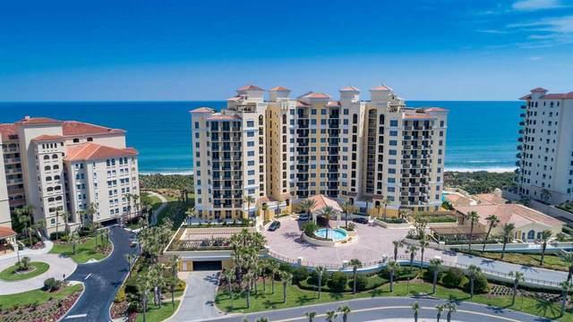 19 Avenue De La Mer #101, Palm Coast, FL 32137 (MLS #200337) :: The Newcomer Group
