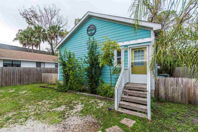 38 Smith Street, St Augustine, FL 32084 (MLS #200339) :: Better Homes & Gardens Real Estate Thomas Group