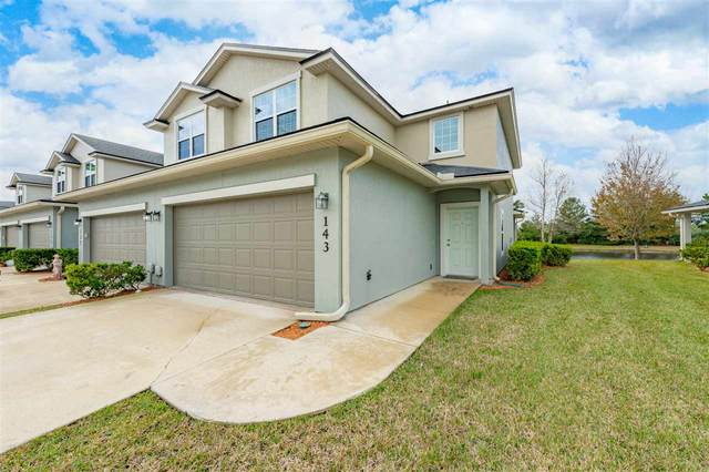 143 Amistad Dr, St Augustine, FL 32086 (MLS #200351) :: The Perfect Place Team