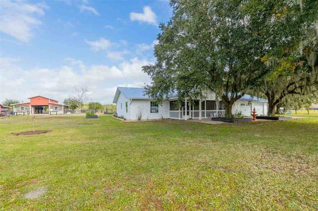 4340 County Road 305, Elkton, FL 32033 (MLS #200352) :: The Newcomer Group