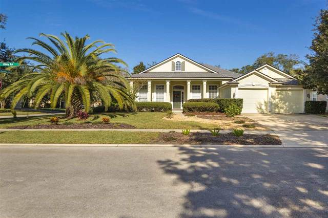 800 Riley Lane, St Augustine, FL 32095 (MLS #200357) :: The Newcomer Group