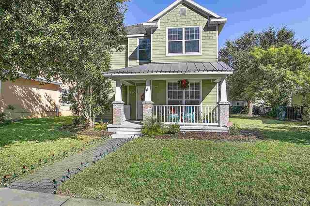 396 High Tide Dr, St Augustine, FL 32080 (MLS #200359) :: The Newcomer Group