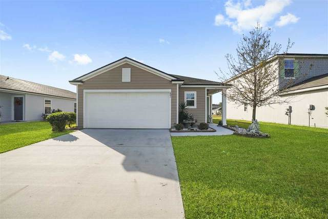 601 Ashby Landing Way, St Augustine, FL 32086 (MLS #200365) :: The Newcomer Group