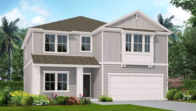 1025 Wilmot Place, St Johns, FL 32259 (MLS #200374) :: The Newcomer Group