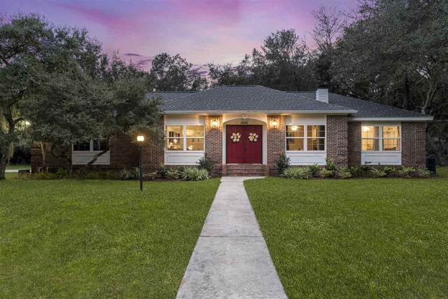 3670 Crazy Horse Trail, St Augustine, FL 32086 (MLS #200408) :: The Newcomer Group