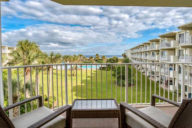 4670 S A1a #3302, St Augustine, FL 32080 (MLS #200423) :: The Newcomer Group