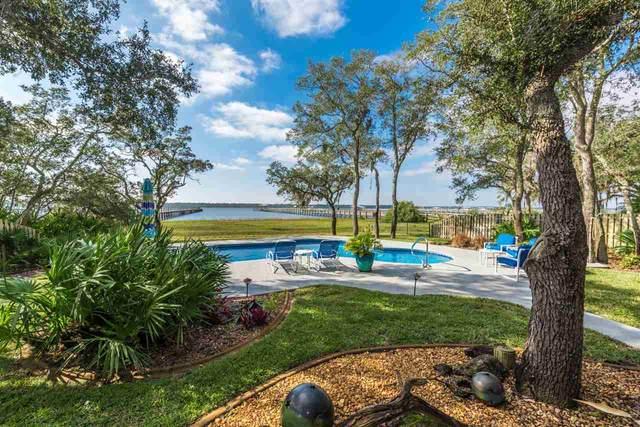 5331 Riverview Dr, St Augustine, FL 32080 (MLS #200437) :: Century 21 St Augustine Properties