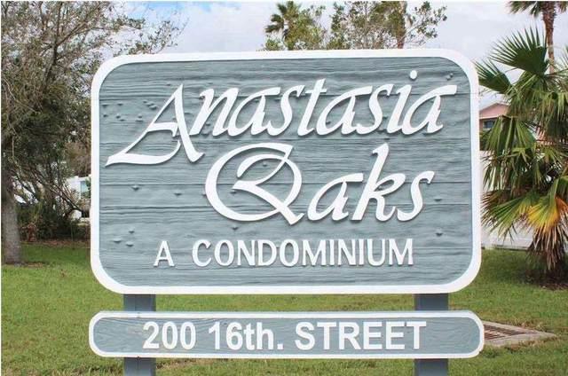 200 16th St. Garage #7, St Augustine Beach, FL 32080 (MLS #200439) :: Better Homes & Gardens Real Estate Thomas Group