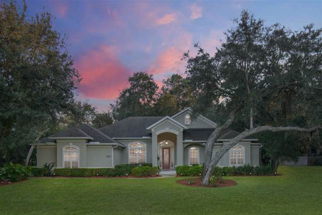 725 Willow Wood Pl, St Augustine, FL 32086 (MLS #200478) :: Better Homes & Gardens Real Estate Thomas Group