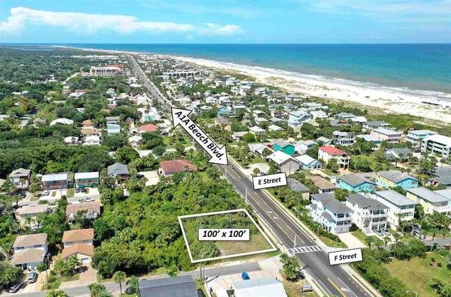 0 A1a Beach Blvd., St Augustine Beach, FL 32080 (MLS #200492) :: The Perfect Place Team