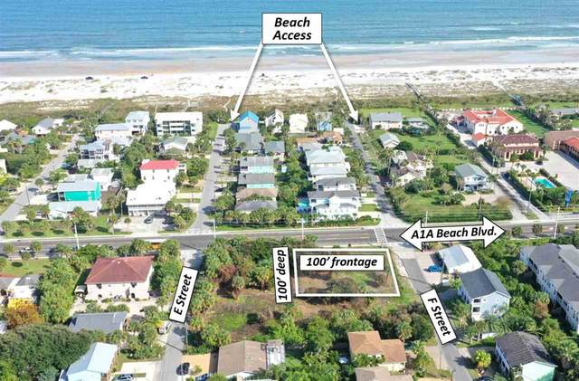 0 A1a Beach Blvd., St Augustine Beach, FL 32080 (MLS #200494) :: The Perfect Place Team