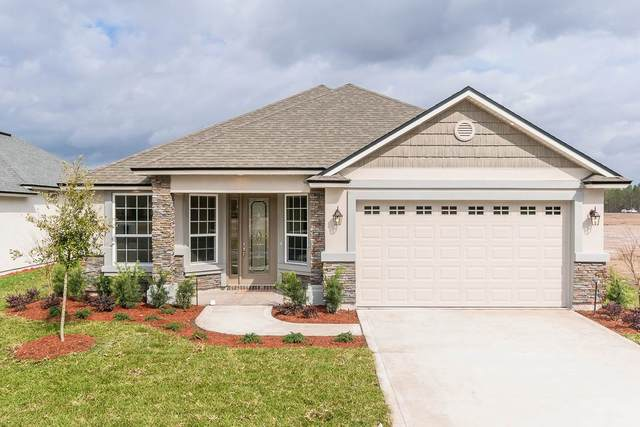 835 Silver Pine Dr, St Augustine, FL 32092 (MLS #200502) :: Better Homes & Gardens Real Estate Thomas Group