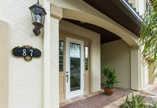 87 Canyon Trail, St Augustine, FL 32086 (MLS #200504) :: Olde Florida Realty Group
