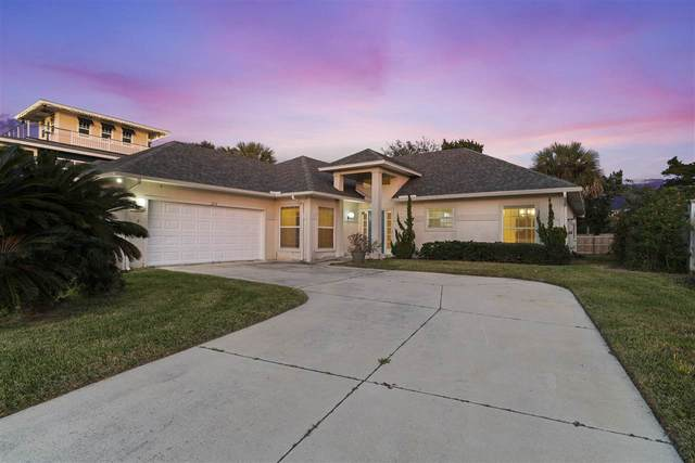 204 Porpoise Point Drive, St Augustine, FL 32084 (MLS #200513) :: The Newcomer Group