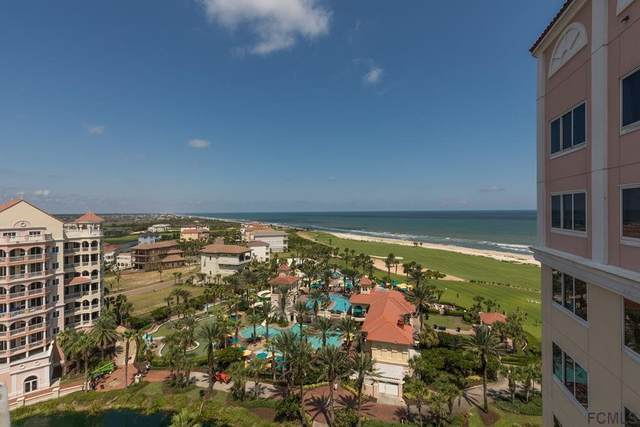200 Ocean Crest Drive #1009, Palm Coast, FL 32137 (MLS #200526) :: The Newcomer Group
