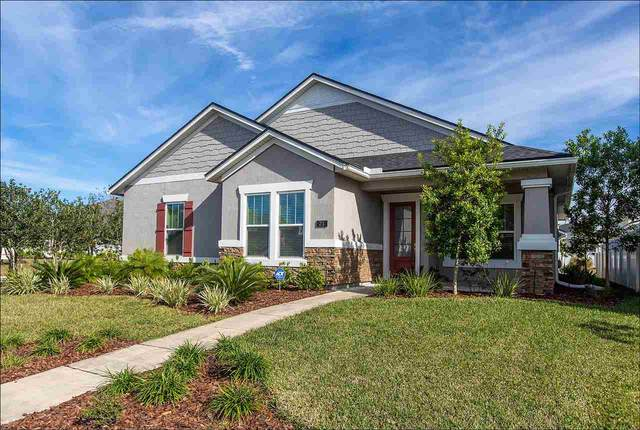21 Haas Ave, St Augustine, FL 32095 (MLS #200547) :: The Impact Group with Momentum Realty
