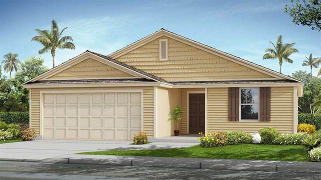 647 Grand Reserve Drive, Bunnell, FL 32110 (MLS #200567) :: The Newcomer Group