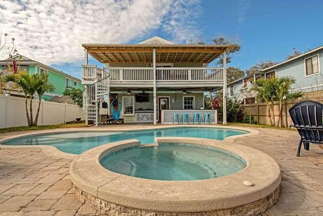 6460 Putnam Street, St Augustine, FL 32080 (MLS #200579) :: Century 21 St Augustine Properties