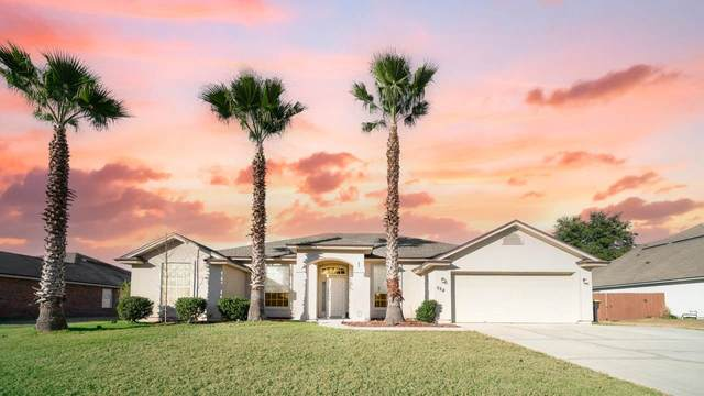 524 Martin Lakes Drive S, Jacksonville, FL 32220 (MLS #200610) :: The Newcomer Group