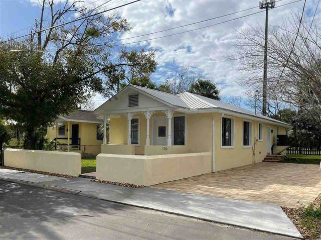 170 Twine St, St Augustine, FL 32084 (MLS #200613) :: CrossView Realty