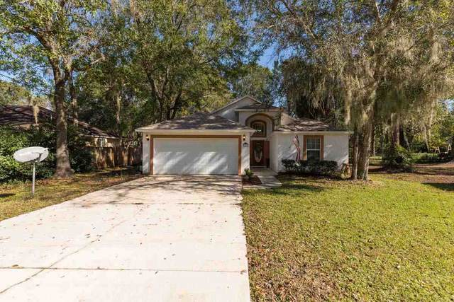 5246 Ellen Ct., St Augustine, FL 32086 (MLS #200631) :: The DJ & Lindsey Team