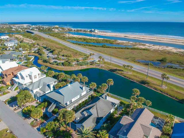 9240 July Lane, St Augustine, FL 32080 (MLS #210010) :: The Impact Group with Momentum Realty