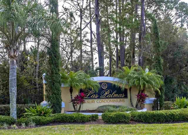 4035 Grande Vista Blvd #107, St Augustine, FL 32084 (MLS #210011) :: 97Park