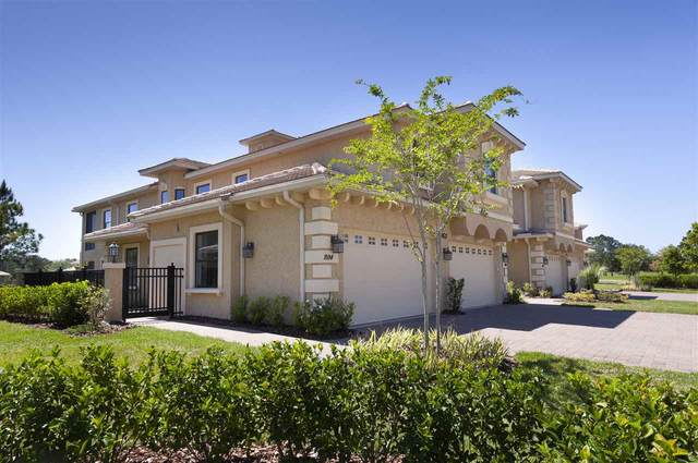 163 Laterra Links Cir., #201, St Augustine, FL 32092 (MLS #210015) :: Century 21 St Augustine Properties