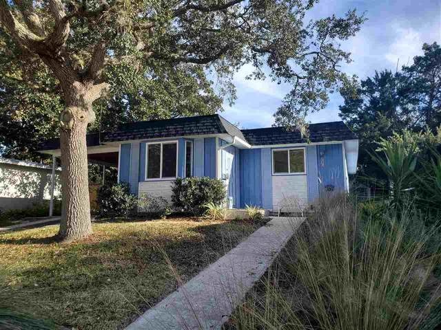 85 Catalina Circle, St Augustine, FL 32086 (MLS #210019) :: The Newcomer Group