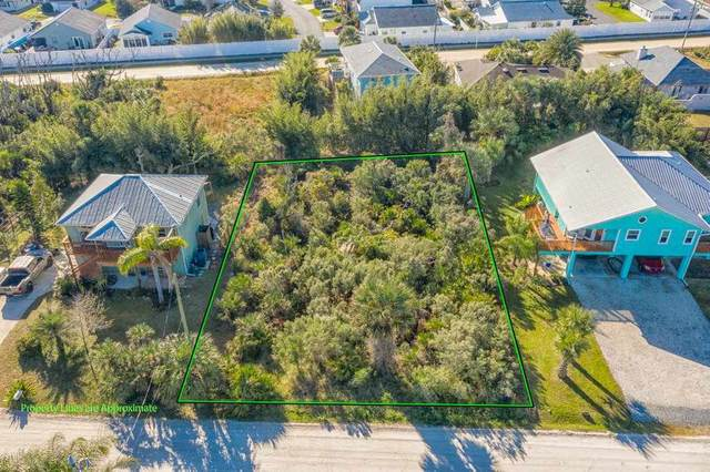 20 Surf Dr, Palm Coast, FL 32137 (MLS #210020) :: The Newcomer Group