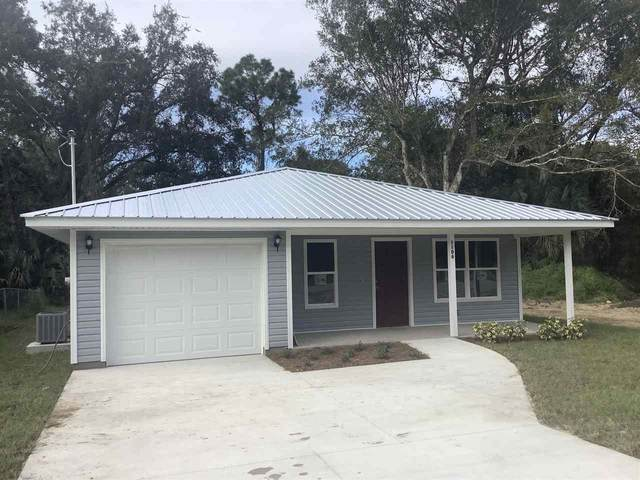 1106 W King Street, St Augustine, FL 32084 (MLS #210024) :: The Newcomer Group