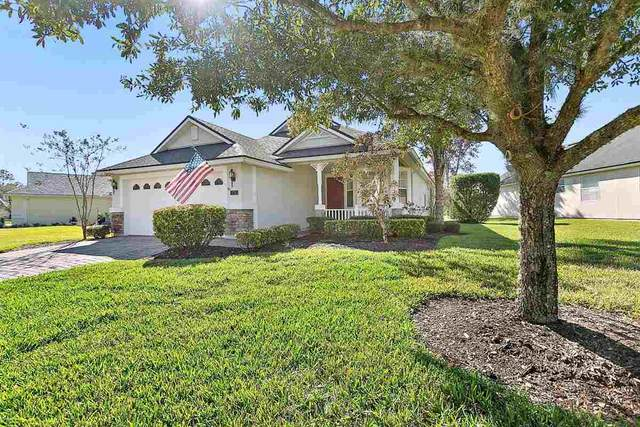 777 Copperhead Cir, St Augustine, FL 32092 (MLS #210030) :: The Impact Group with Momentum Realty