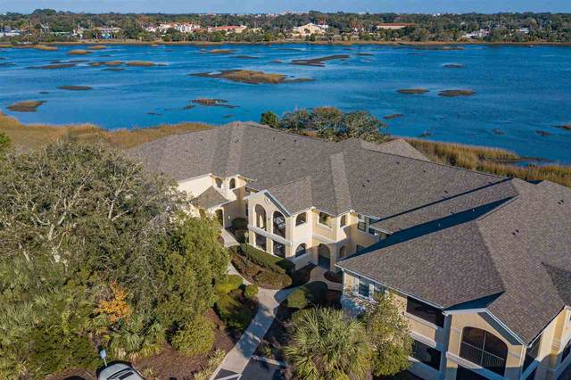 2121 Vista Cove Rd, St Augustine, FL 32084 (MLS #210034) :: The Newcomer Group