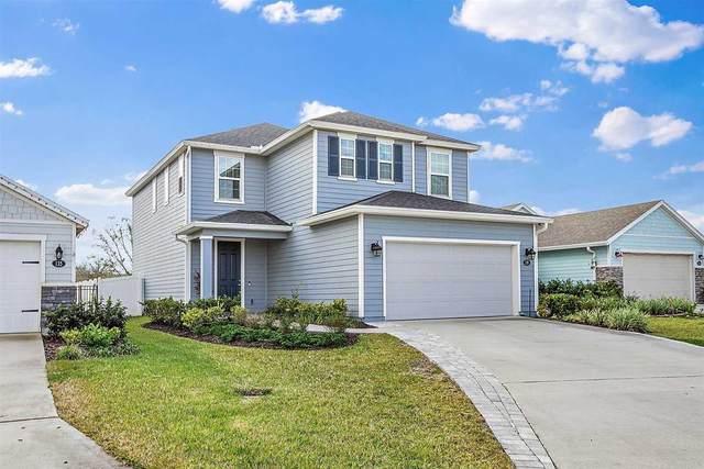 139 Bluejack Lane, St Augustine, FL 32095 (MLS #210049) :: Century 21 St Augustine Properties