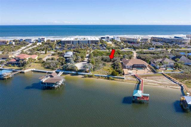 7881 S A1a, St Augustine, FL 32080 (MLS #210070) :: The DJ & Lindsey Team