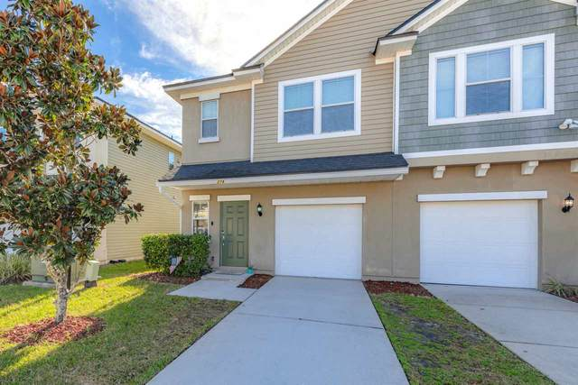 274 Moultrie Village Ln, St Augustine, FL 32086 (MLS #210071) :: The Newcomer Group