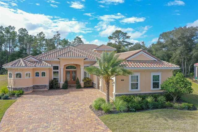 121 Barbella Circle, St Augustine, FL 32095 (MLS #210093) :: The Newcomer Group