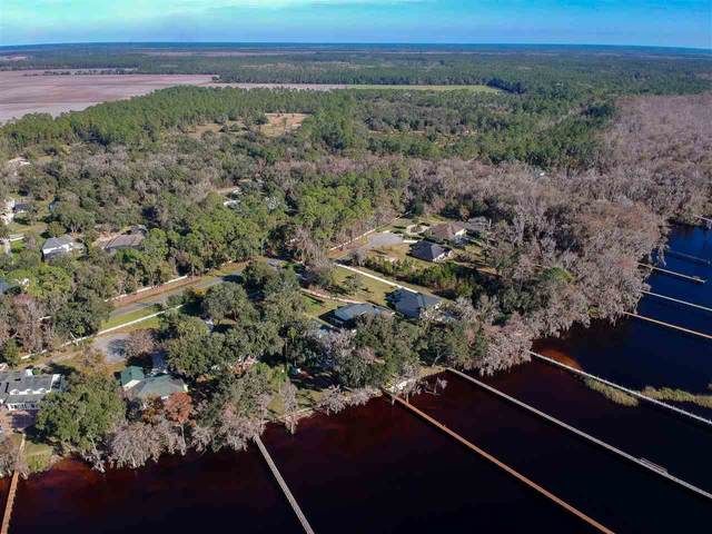 232 S River Plantation Road, St Augustine, FL 32092 (MLS #210100) :: The Newcomer Group