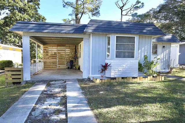144 Deltona Blvd., St Augustine, FL 32086 (MLS #210121) :: Noah Bailey Group