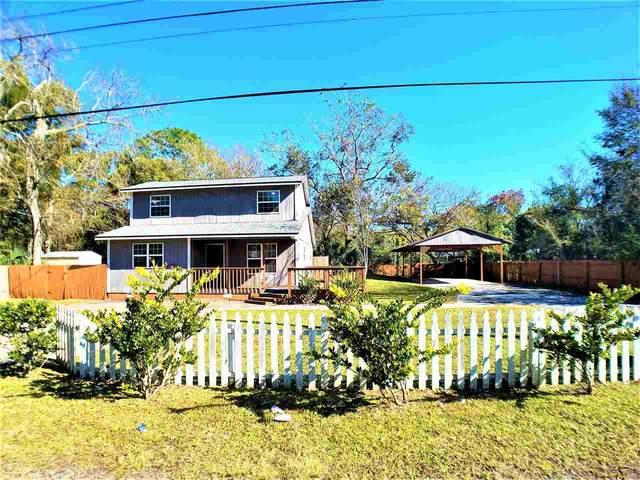 420 S Nassau St, St Augustine, FL 32084 (MLS #210125) :: The Perfect Place Team