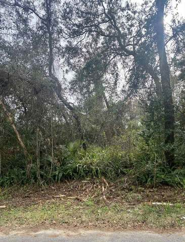 0 Martin Road, St Augustine, FL 32086 (MLS #210156) :: Endless Summer Realty