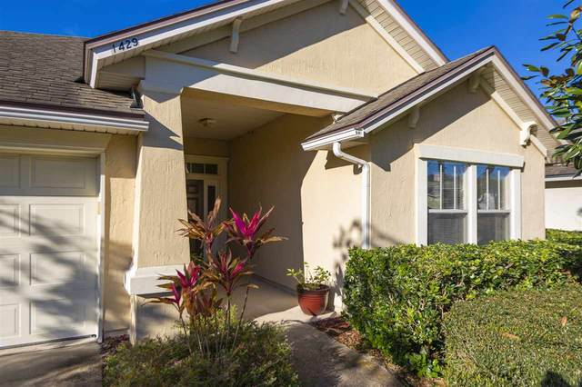1429 Stockbridge Ln, St Augustine, FL 32084 (MLS #210165) :: The Perfect Place Team